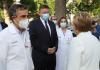 Puig alerta de un repunte de contagiaos durante el fin de semana y pide prudencia