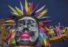 GALERÍA | Un paseo por el arte de Okuda en Valencia