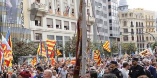 procesión cívica