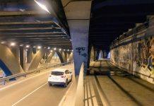 túnel de la Gran Vía