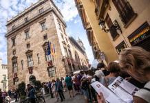 Los palacios históricos de Valencia se abren con visitas gratis todo el fin de semana